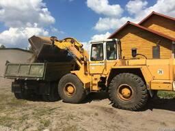 Грузоперевозки 5 10 15 тонн песок отсев щебень