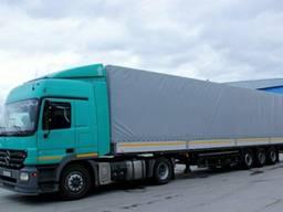 Грузоперевозки 5, 10, 20 тонн Украина и Международные