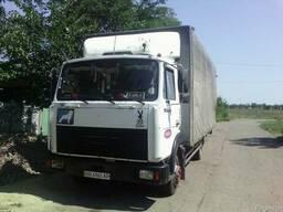Грузоперевозки 5.5 тонн. 42м3 Луганск-РФ-Луганск