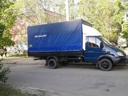 Грузоперевозки а/м ГАЗель (до 2-х тонн) по г. Николаеву.
