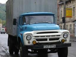 Грузоперевозки автомобилем Зил 130 5 тонн, будка.