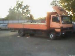 Грузоперевозки до 5 тонн длина кузова 7м 20