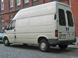 Грузоперевозки Форд транзит (вывоз строй. мусора, грузчики)