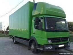 Грузоперевозки по Киеву от 1,5 до 10 тонн Киев