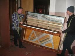 Грузоперевозки - мебель, пианино, стиралка. Грузчики.