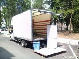 Грузоперевозки. Перевозка мебели. Вантажнi перевезення.