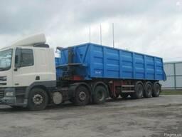 Грузоперевозки по Донецку и области - самосвал 38т, 30м3