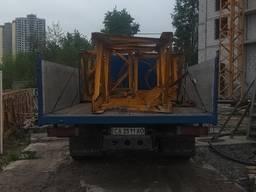 Доставка стройматериалов, металлопроката или опалубки