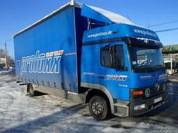Грузоперевозки по Украине,Европе и СНГ