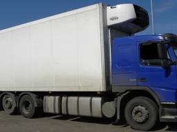 Выгодные перевозки любых продуктов питания по Украине и СНГ