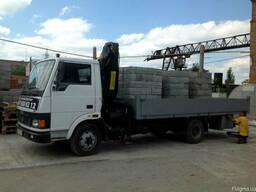 Грузоперевозки с погрузкой и разгрузкой грузов