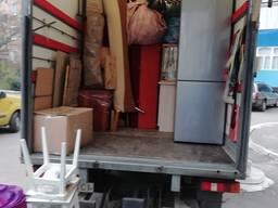Квартирный переезд Винница-Киев, перевозка мебели Винница.