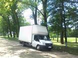 Грузоперевозки. Винница - Киев перевозка мебели. Переезд. - фото 2