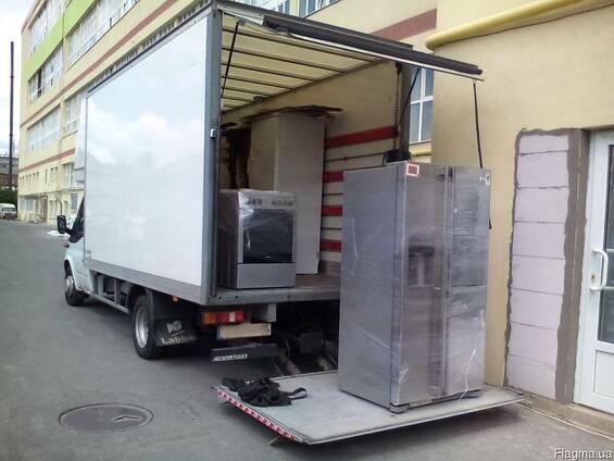 Грузореревозки по Виннице до 1,5 тонн. гидроборт.