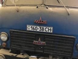 Грузовая Машина МАЗ 5549, год выпуска 1989, двигатель на ходу, продает собственник