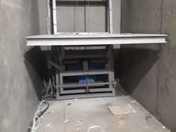 Грузовая подъёмная установка (груз лифт) Украина