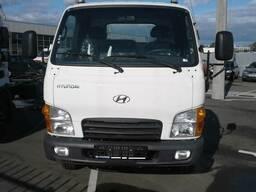 Шасси Hyundai HD-35