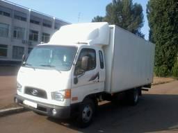 Грузовик Hyundai HD-78 фургоны