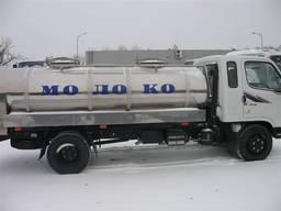 Молоковоз Hyundai HD-78