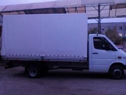Грузовое такси Днепр Доставка Грузчики Перевозка мебели и грузов Вывоз мусора и хлама