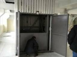 Грузовой Электрический подъёмник-лифт г/п 1500 кг, 1,5 тонн