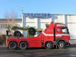 Грузовой эвакуатор 70тн.