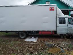 Грузовой переезд\перевозка вещей из АТО. Везем все в Россию