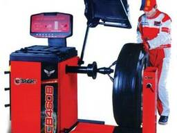 Bright CB 460В Универсальный балансировочный стенд, грузовой