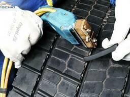 Грузовой шиномонтаж, шиноремонт, нарезка протектора