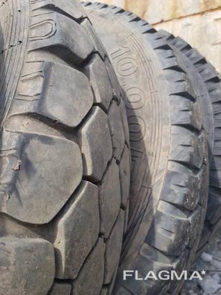 """Грузовые шины """"ромб"""" (260 508) покрышки б/у , КамАЗ Зил КАМА. Все размеры по низким ценам."""