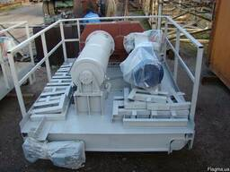 Грузовые тележки кранов - изготовление, ремонт, монтаж