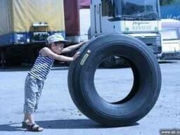 грузовые шины от Терекс