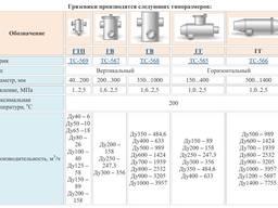 Грязевики для систем тепло и водоснабжения