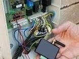 GSM модуль для управления ворот и шлагбаума установка Одесса - фото 1