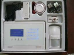 GSM сигнализация для дома дачи офиса магазина BSE-950 - фото 4