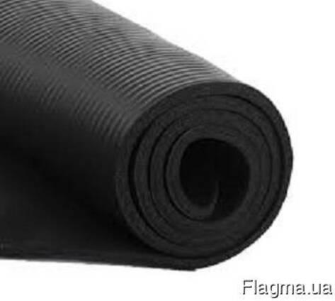 Губчатая (пористая) резиновая техпластина Ф-3мм