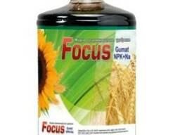 Гумат Калия - Focus NPK Na с микроэлементами.