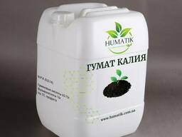 Гумат калия humatic