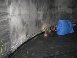 Гуммирование ЖД цистерн химически стойким материалом