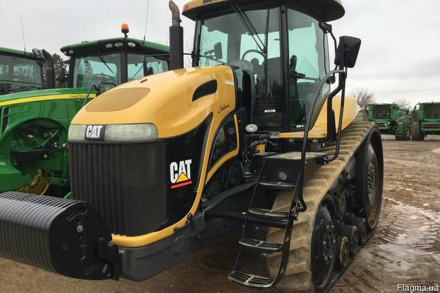 Гусеничний трактор Challenger MT 765