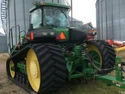 Гусеничний трактор John Deere 9520T