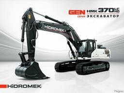 Новый гусеничный экскаватор Hidromek HMK 370LC HD