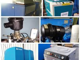 Гвинтовий компресор бу 7,5-45 кВт винтовой компрессор