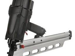 Гвоздезабивной пистолет пневматический (50-83;магазин 60 гвоздей, диам.2.87-3.33, 21. ..