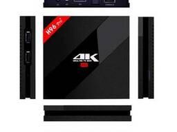 H96 Pro Plus 3/32 Gb тв приставка Гарантия доставка