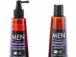Hairconcept Трихологическая программа мужского выпадения: энергетический шампунь 250 мл. ..