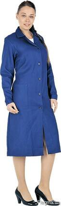 Халат, рабочая одежда, спецодежда