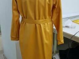 Халат сатин, кимоно (отшив под размеры)