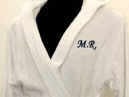 Халат с вышивкой на заказ Херсон