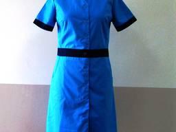 Халат медицинский женский пошив медицинской одежды